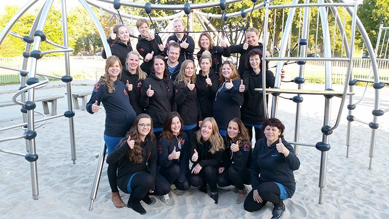Team Kinderopvang Kleinduimpje